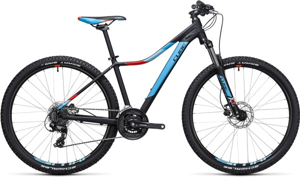 "Cube Access WLS Disc 27.5"" Womens  Mountain Bike 2017 - Hardtail MTB"