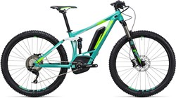 "Cube Access WLS Hybrid 120 SL 500 27.5"" Womens  2017 - Electric Bike"
