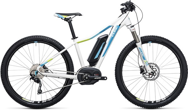 "Image of Cube Access WLS Hybrid Pro 500 27.5"" Womens  2017 - Electric Bike"