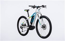 "Cube Access WLS Hybrid Pro 500 27.5"" Womens  2017 - Electric Bike"