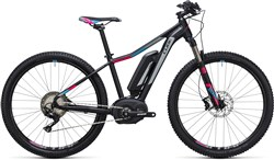 "Cube Access WLS Hybrid Race 500 27.5"" Womens  2017 - Electric Mountain Bike"