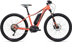 "Cube Access WLS Hybrid Race 500 27.5"" Womens  2017 - Electric Bike"