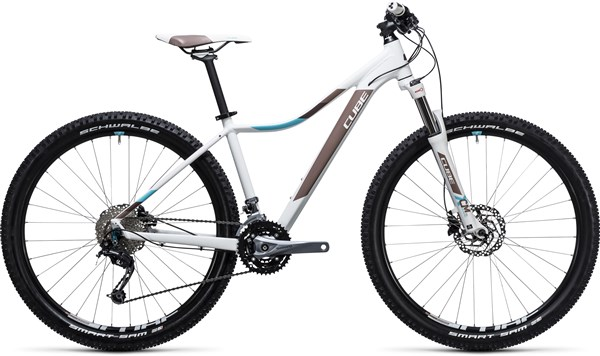 "Cube Access WLS Pro 27.5"" Womens  Mountain Bike 2017 - Hardtail MTB"