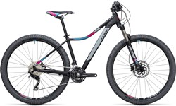 "Cube Access WLS Race 27.5"" Womens  Mountain Bike 2017 - Hardtail MTB"