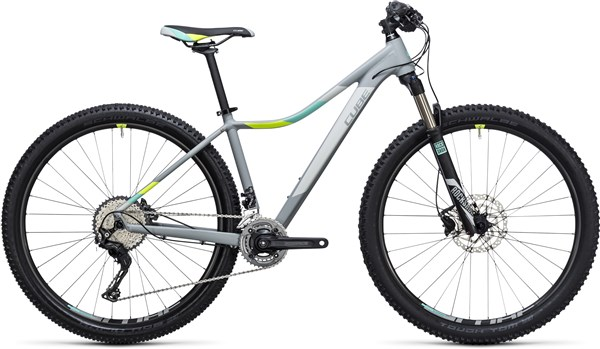 "Image of Cube Access WLS SL   27.5"" Womens  Mountain Bike 2017 - Hardtail MTB"
