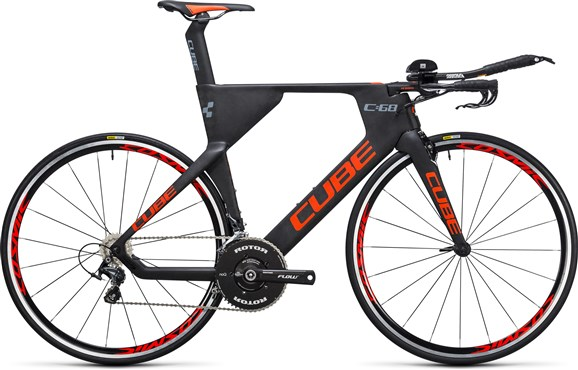 Cube Aerium C:68 Race 28  2017 - Triathlon Bike