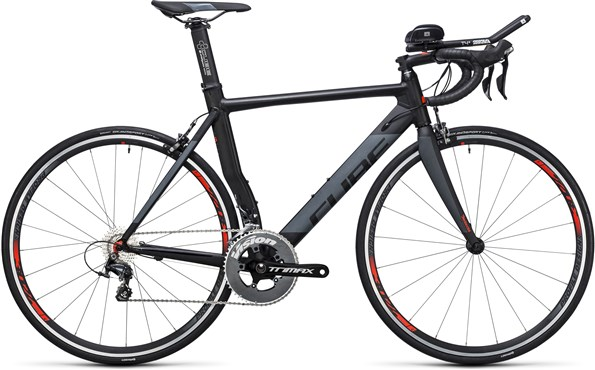 Image of Cube Aerium HPA Pro 28  2017 - Triathlon Bike