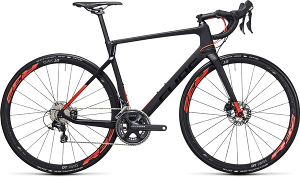 Image of Cube Agree C:62 Race Disc 2017 - Road Bike