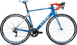 Cube Agree C:62 SL 2017 - Road Bike