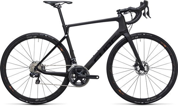 Image of Cube Agree C:62 SLT Disc 2017 - Road Bike
