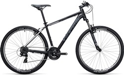 "Cube Aim 27.5"" Mountain Bike 2017 - Hardtail MTB"
