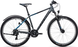 "Cube Aim Allroad 27.5""  Mountain Bike 2017 - Hardtail MTB"
