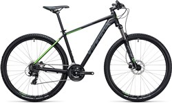 "Cube Aim Pro 27.5""  Mountain Bike 2017 - Hardtail MTB"