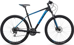 Cube Aim Race 29er  Mountain Bike 2017 - Hardtail MTB