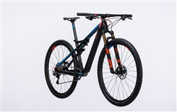 Cube Ams 100 C:68 SLT 29er  Mountain Bike 2017 - Full Suspension MTB
