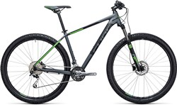 Cube Analog 29er  Mountain Bike 2017 - Hardtail MTB