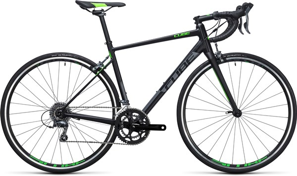 Cube Attain 2017 - Road Bike