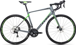 Cube Attain GTC Pro Disc 2017 - Road Bike