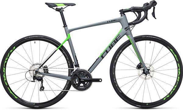 Image of Cube Attain GTC Pro Disc 2017 - Road Bike
