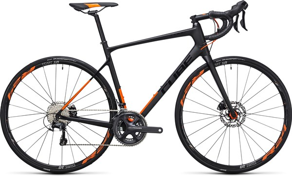 Image of Cube Attain GTC SL Disc  2017 - Road Bike