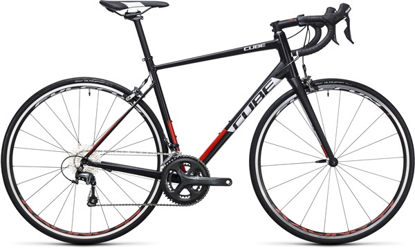 Image of Cube Attain Race  2017 - Road Bike