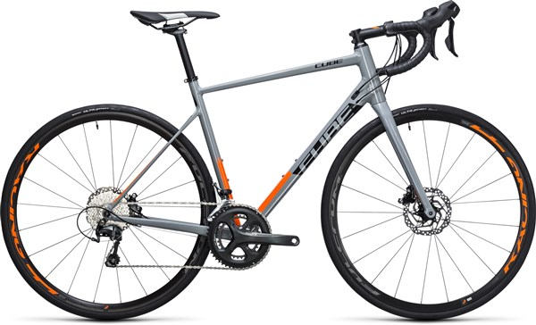 Image of Cube Attain Race Disc  2017 - Road Bike