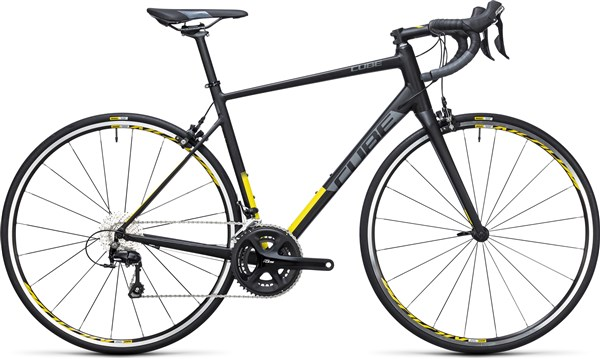 Cube Attain SL 2017 - Road Bike