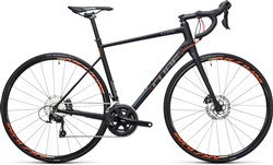 Cube Attain SL Disc 2017 - Road Bike