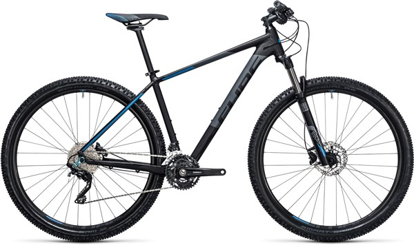 Image of Cube Attention 29er  Mountain Bike 2017 - Hardtail MTB