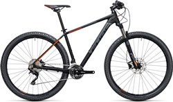 "Cube Attention Sl 27.5""  Mountain Bike 2017 - Hardtail MTB"