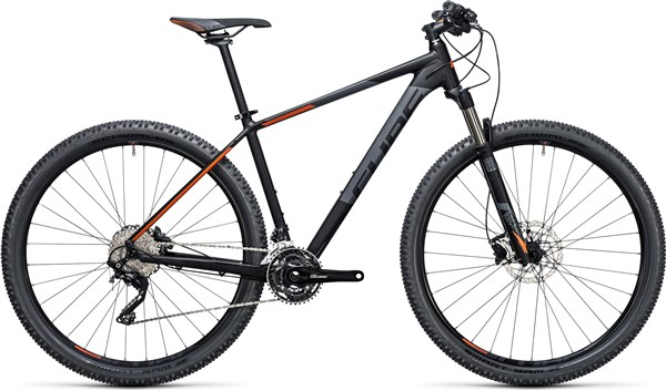 Image of Cube Attention Sl 29er  Mountain Bike 2017 - Hardtail MTB