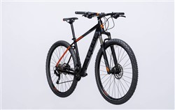 Cube Attention Sl 29er  Mountain Bike 2017 - Hardtail MTB