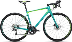 Cube Axial WLS GTC SL Disc 28 Womens  2017 - Road Bike