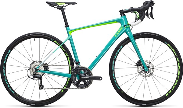 Image of Cube Axial WLS GTC SL Disc 28 Womens  2017 - Road Bike