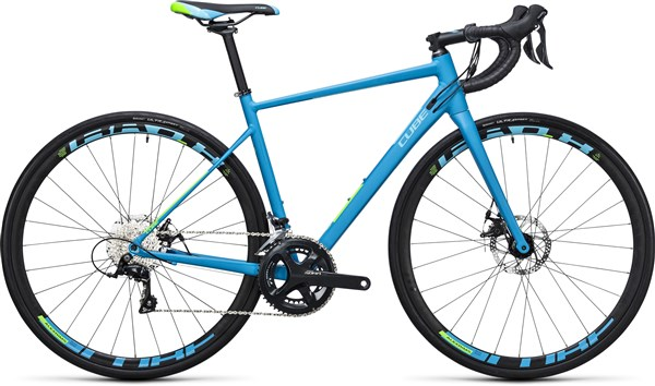 Image of Cube Axial WLS Pro Disc 28 Womens  2017 - Road Bike