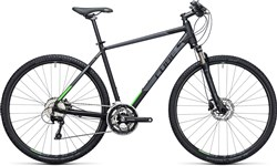 Cube Cross 28  2017 - Hybrid Sports Bike
