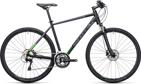 Cube Cross 2017 - Hybrid Sports Bike