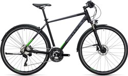 Cube Cross Allroad  2017 - Hybrid Sports Bike