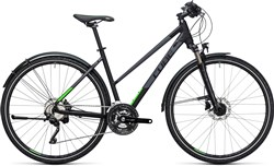 Product image for Cube Cross Allroad 28 Trapeze  2017 - Hybrid Sports Bike