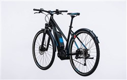Cube Cross Hybrid Pro 400 Trapeze  2017 - Electric Hybrid Bike