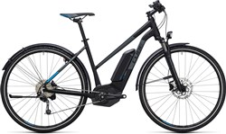 Cube Cross Hybrid Pro Allroad 400 Trapeze  2017 - Electric Hybrid Bike