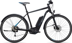 Cube Cross Hybrid Pro Allroad 500  2017 - Electric Bike