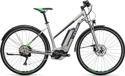 Product image for Cube Cross Hybrid Race Allroad 500 Trapeze  2017 - Electric Hybrid Bike