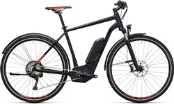 Product image for Cube Cross Hybrid SL Allroad 500  2017 - Electric Hybrid Bike