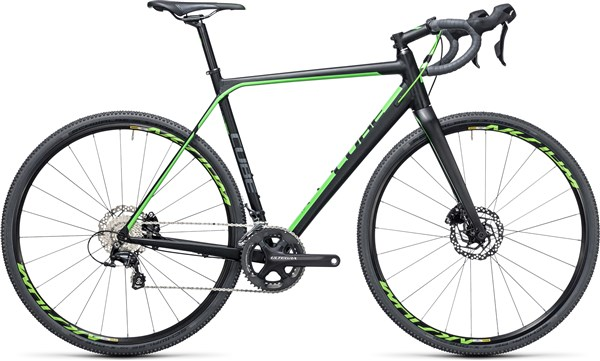 Cube Cross Race SL 2017 - Cyclocross Bike