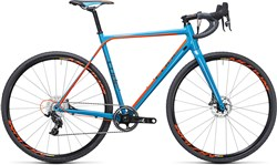 Product image for Cube Cross Race SLT 2017 - Cyclocross Bike