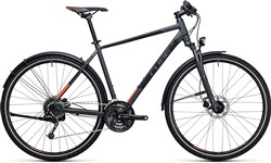 Product image for Cube Curve Allroad  2017 - Hybrid Sports Bike