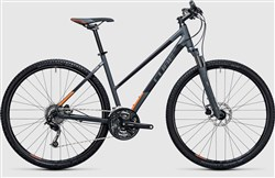 Product image for Cube Curve Pro A Trapeze 2017 - Hybrid Sports Bike