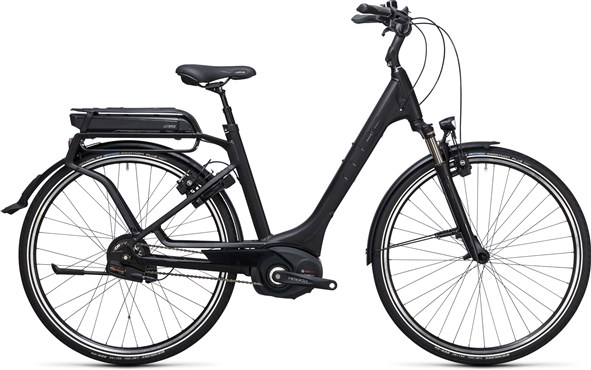 Image of Cube Delhi Hybrid Pro 500  Easy Entry  2017 - Electric Bike