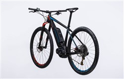 Cube Elite Hybrid C:62 SLT 500 29er 2017 - Electric Bike